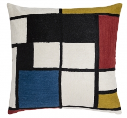 Mondrian Mood Cushion